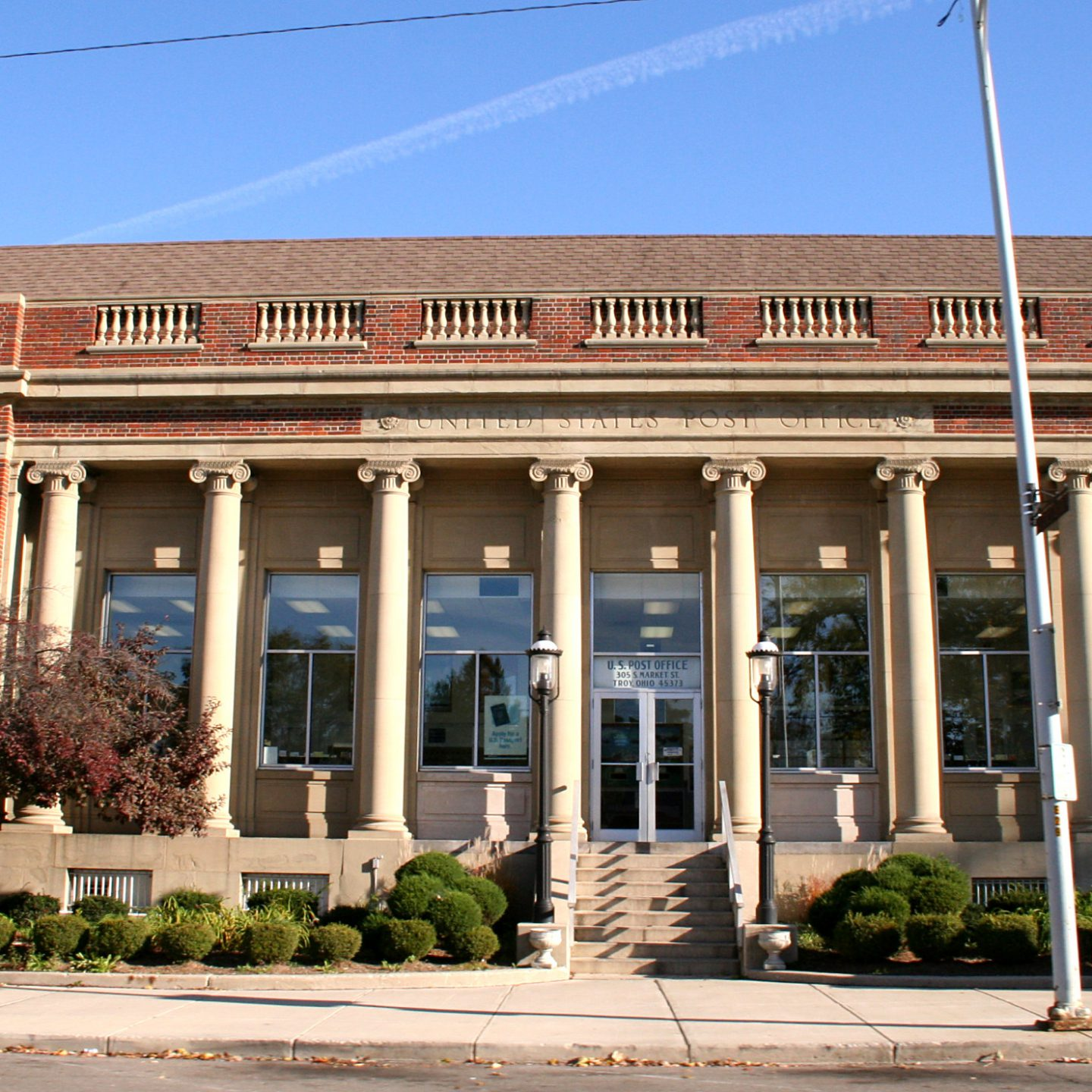 The structure of government in Troy City
