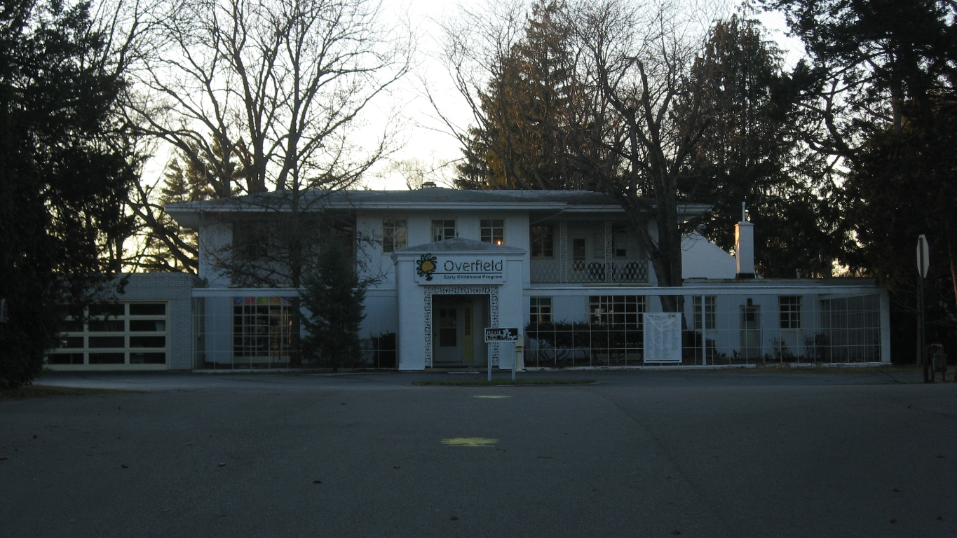 Historic sites in Troy City